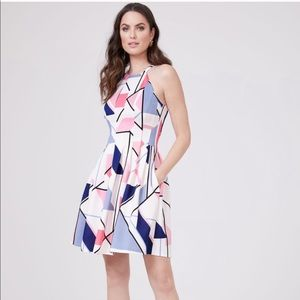 Fit and flare Vince Camino dress with Pockets